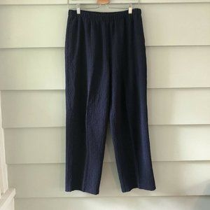 ORVIS Pants Elastic Waist Pull On Rayon Stretch MP